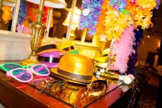 L.A.S.O Banquet - Props