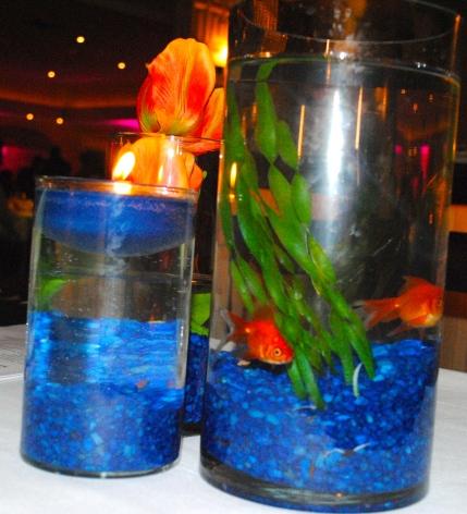 L.A.S.O Banquet - Center Pieces